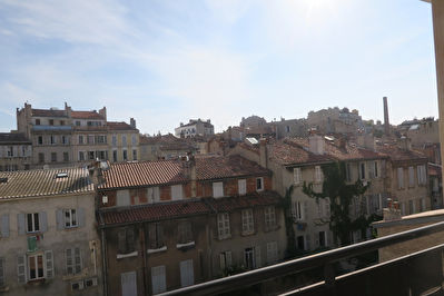 A vendre appartement type 1 Marseille 13005